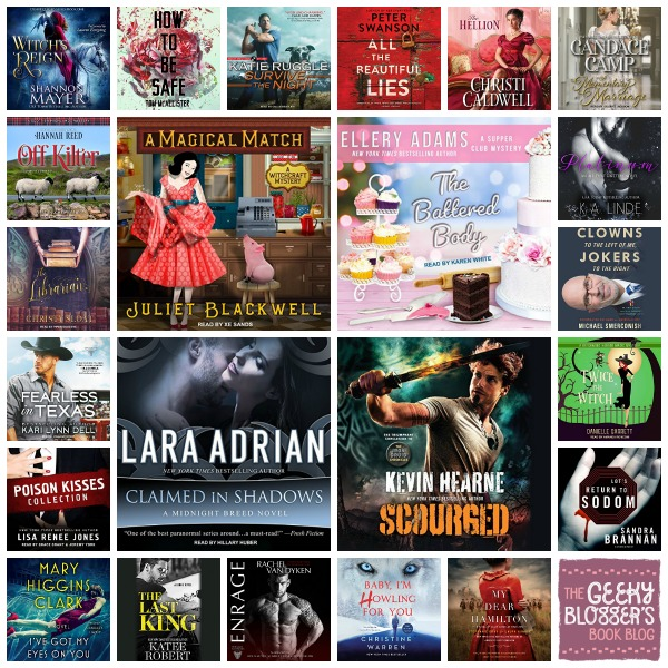 In My Ear: Audiobook Releases April 3 2018
