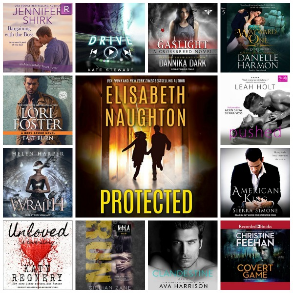 In My Ear: Audiobook Releases March 20 2018 + Romance Package Picks!
