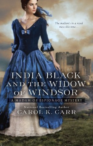 Review: India Black and The Widow of Windsor by Carol K Carr