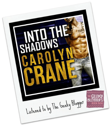 Audiobook Review: Into the Shadows by Carolyn Crane