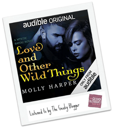 Read It Like It Share It: Love and Other Wild Things by Molly Harper #LoveAudiobooks