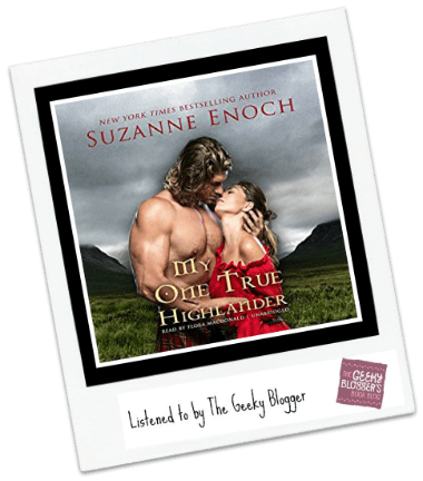 Audiobook Review: My One True Highlander by Suzanne Enoch
