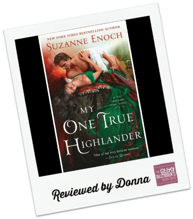 Donna's Review: My One True Highlander by Suzanne Enoch