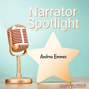 Narrator Spotlight on Andrea Emmes