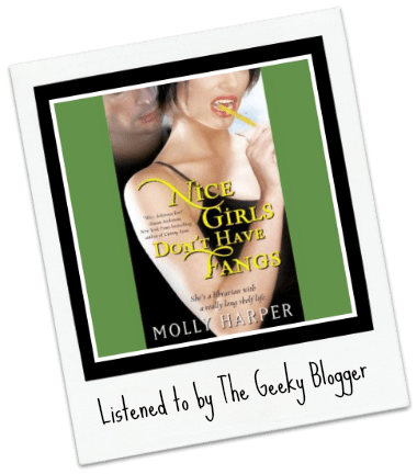 ReRead Audiobook Review: Nice Girls Don't Have Fangs by Molly Harper