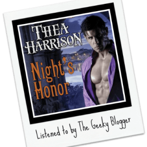 Rate It File It Audiobook Review: Night's Honor by Thea Harrison