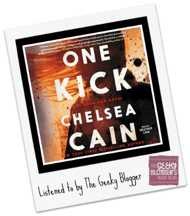 Rate It File It Audiobook Review: One Kick by Chelsea Cain