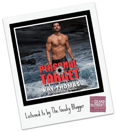 Audiobook Review: Personal Target by Kay Thomas