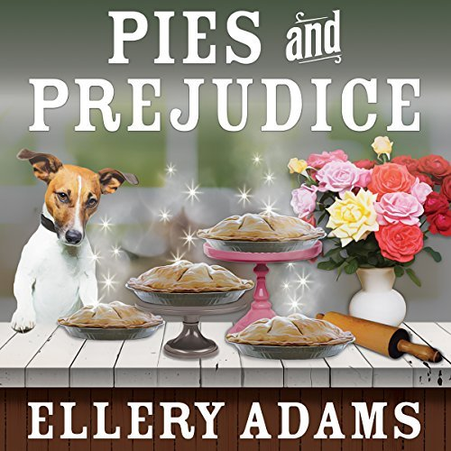 #JIAM18 Month Spotlight Series: Charmed Pie Shoppe by Ellery Adams/C. S. E Cooney #LoveAudiobooks