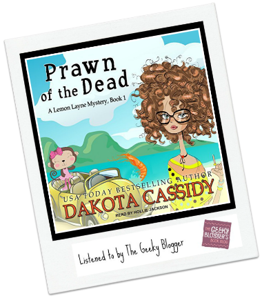 Audiobook Review: Prawn of the Dead by Dakota Cassidy @TantorAudio