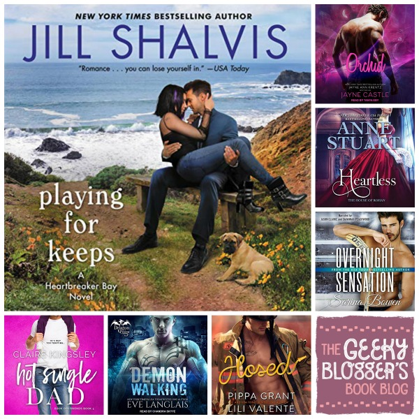 In My Ear: Audiobook Releases Jan 22 2019 Romance