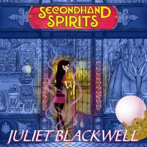 #JIAM18 Month Spotlight Series: Witchcraft Mysteries by Juliet Blackwell/Xe Sands #LoveAudiobooks