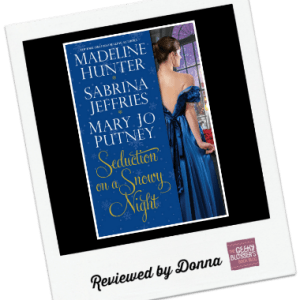 Donna's Review: Seduction on a Snowy Night by Madeline Hunter Sabrina Jeffries Mary Jo Putney