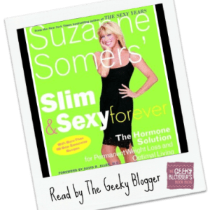 Review: Slim and Sexy Forever by Suzanne Somers