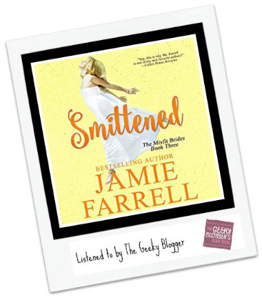 Audiobook Review: Smittened by Jamie Farrell #LoveAudiobooks