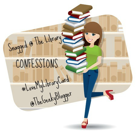 Blogger Confession: Getting back to the Library and the books on my shelf!
