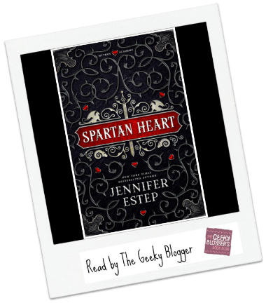 Review: Spartan Heart by Jennifer Estep