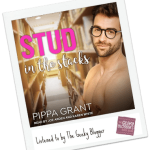 Audiobook Review: Stud in the Stacks by Pippa Grant
