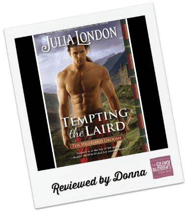 Donna's Review: Tempting the Laird by Julia London