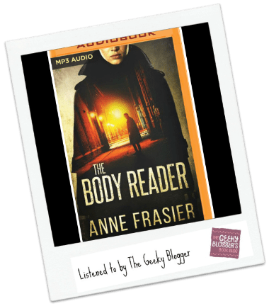 Audiobook Review: The Body Reader by Anne Frasier