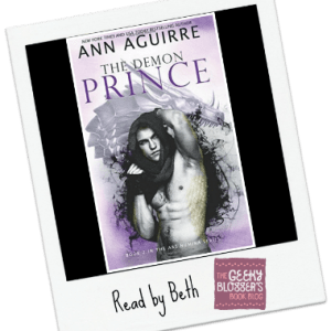 Beth's Review: The Demon Prince by Ann Aguirre