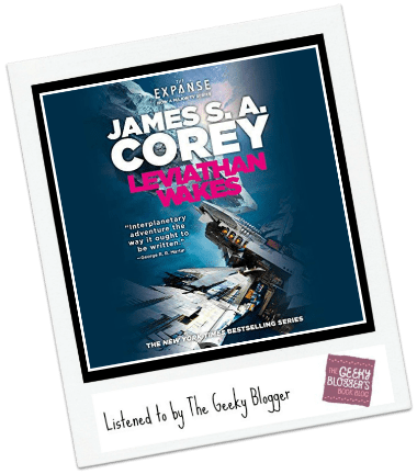 Snagged @ The Library Review: The Expanse Books 1 & 2 by James S.A. Corey #Audiobook