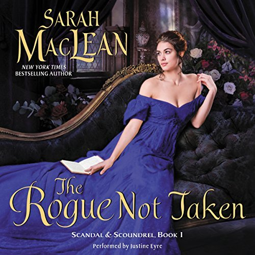 #JIAM18 Month Spotlight Series: Scandal & Scoundrel by Sarah Maclean/Justine Eyre #LoveAudiobooks