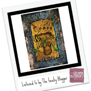 Audiobook Review: Working for Bigfoot by Jim Butcher