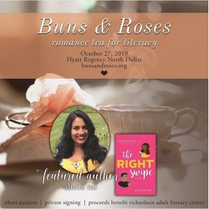 #ForCharity : Buns and Roses 2019 (links included)