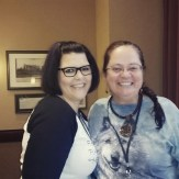 #rt15 Just hanging with Patricia Briggs #bookshots