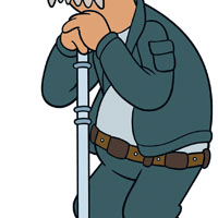 Scruffy the Janitor (Futurama)