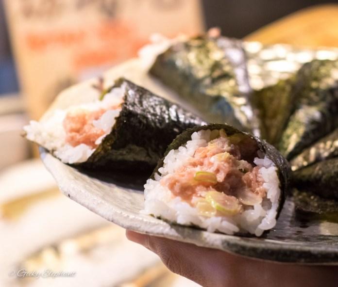 Oceans of Seafood: Negitoro Temaki