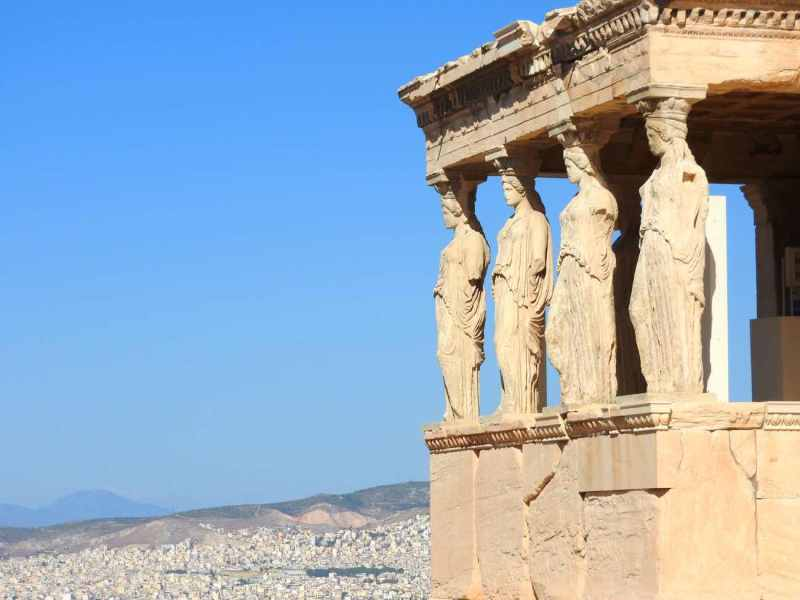 My 2 Week Greece Itinerary For An Independent Trip  Without Any Tours   greece itinerary travel blog athens city guide