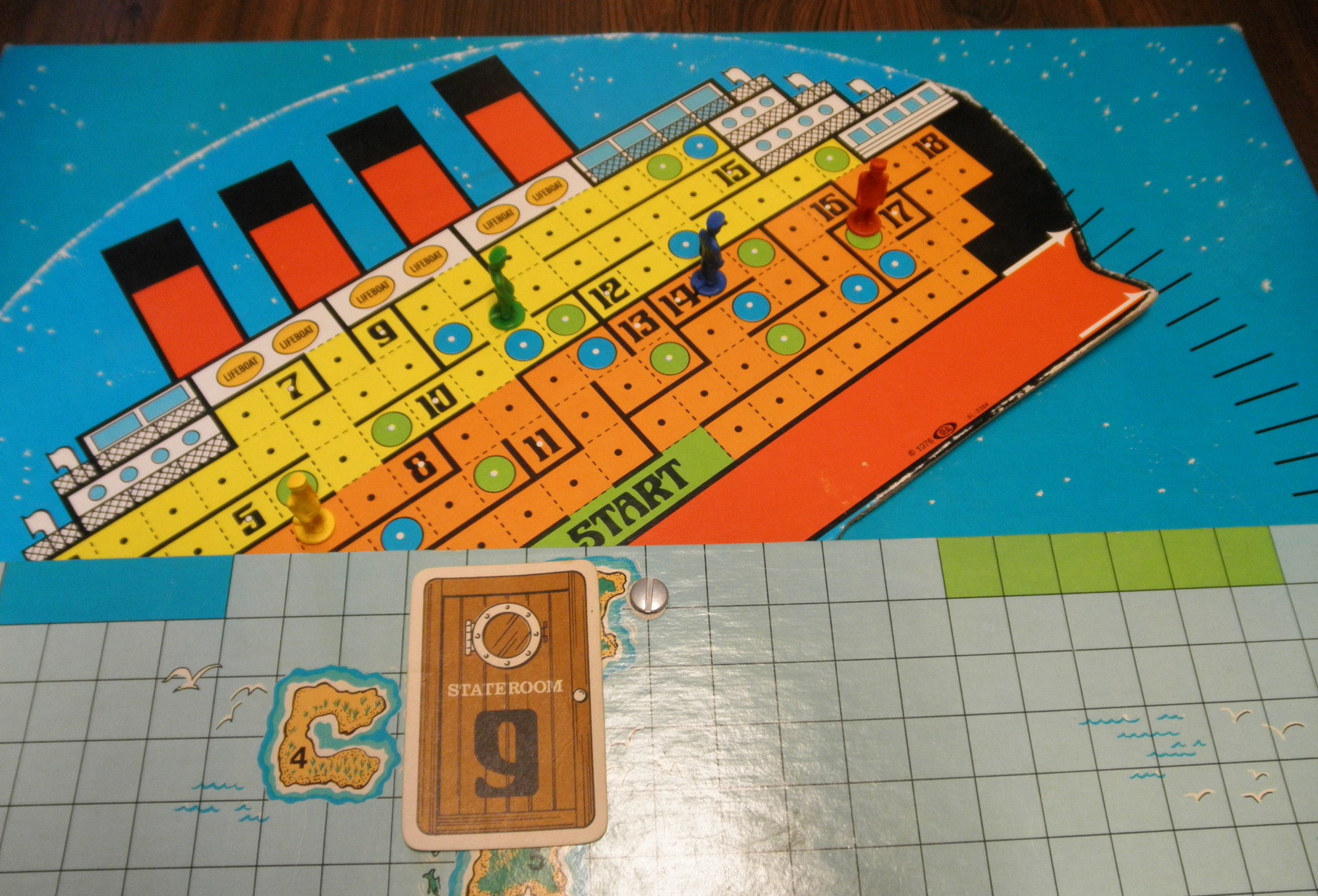 Sinking Ships Board Game Battleship Games