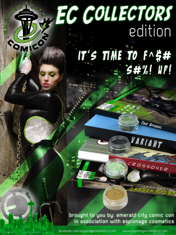 Emerald City Promo Poster