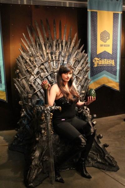 Tara Throne