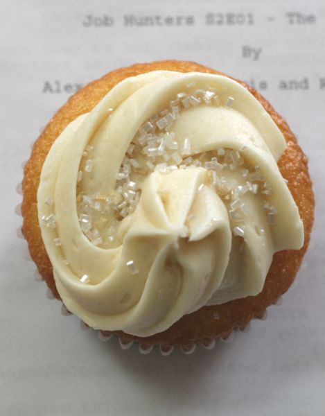 Brad Roberts Cupcake