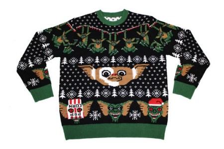 Gremlins sweater