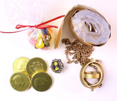 HP Ball Contents