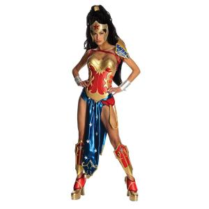 Costume Anime Wonder Woman