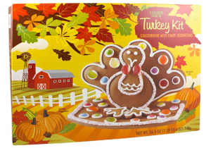 Gingerbread Turkey