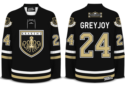 Download Geeky Jerseys | Only Available for a Limted Time! Krakens 2.0