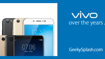 Vivo-over-the-years-GeekySplash-1
