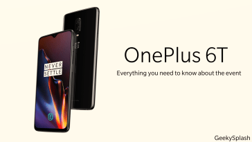 OnePlus6T-Launch-GeekySplash