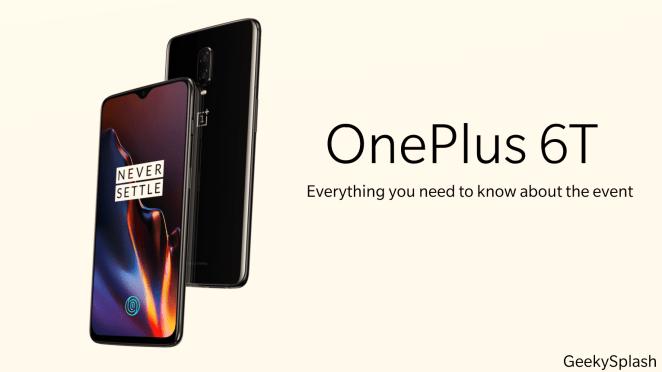 OnePlus6T-Launch-GeekySplash