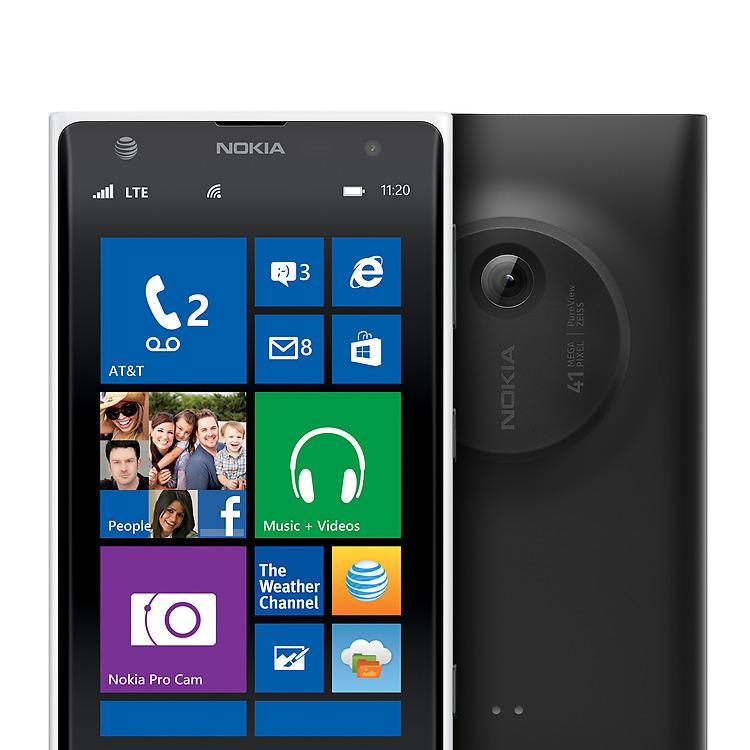 Nokia Lumia 1020 Camera Phone Preview