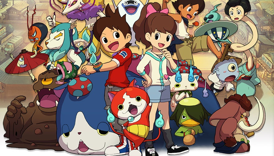 Yo-Kai Watch releases on the Nintendo 3DS in North America on November 6, 2015. What is Yo-Kai Watch? Million Selling Japanese Anime and Videogame Series. Now in English