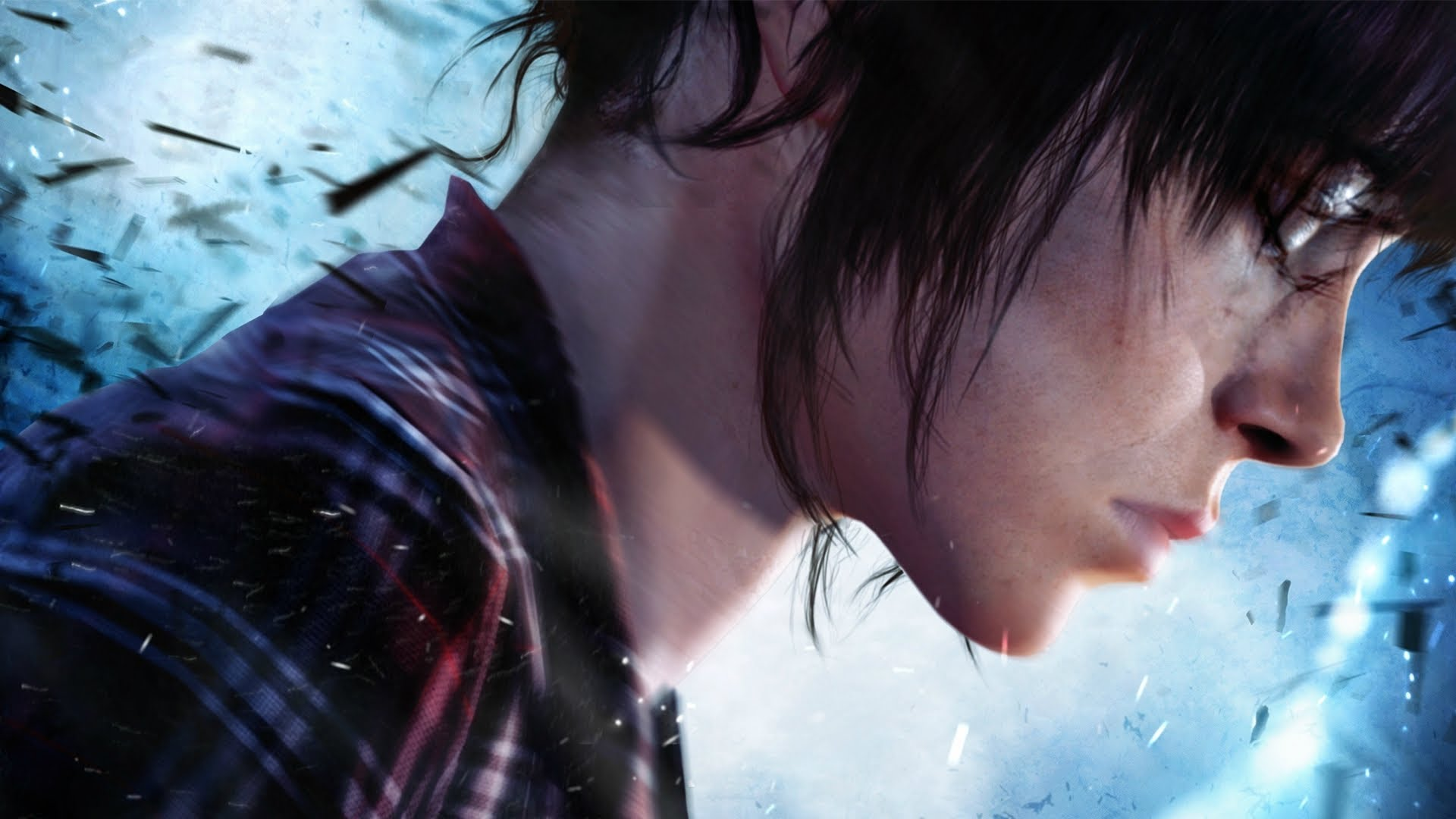 Beyond Two Souls Similarities to Stranger Things