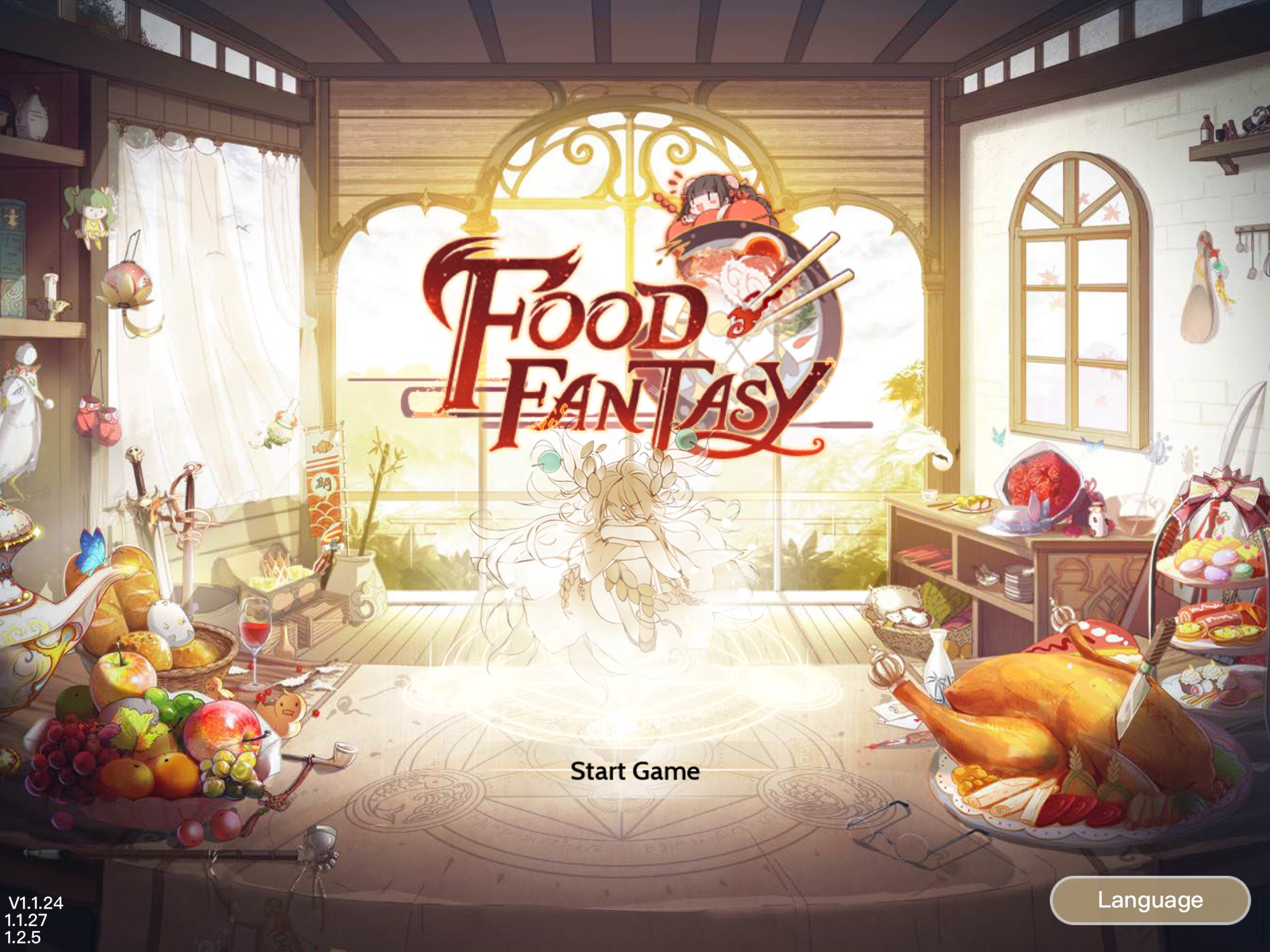 Food Fantasy Game Review
