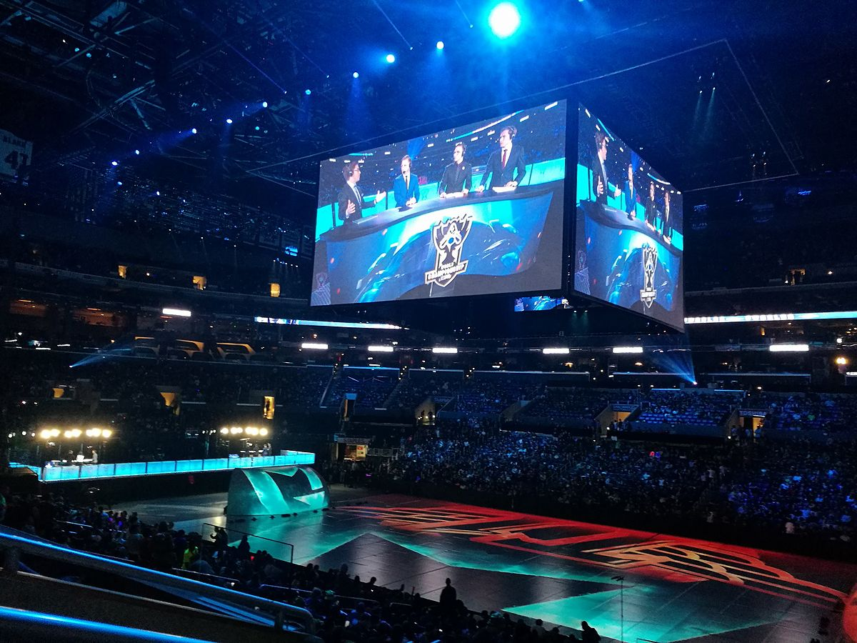 Guide to betting on esports